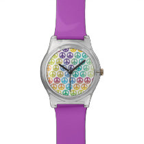 World Peace Wristwatch