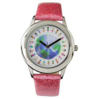 World Peace Wristwatch