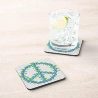 World Peas Beverage Coaster