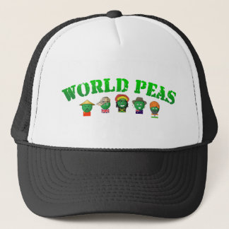 World Peas Trucker Hat