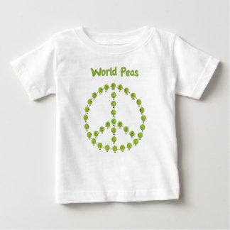 World Peas Tees