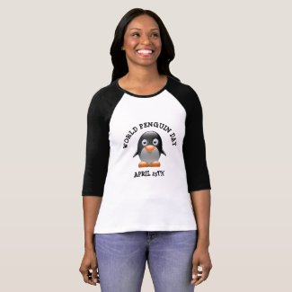 World Penguin Day April 25th Shirt