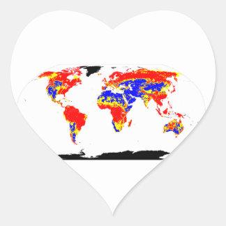 world ph heart stickers