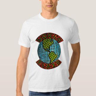 World plaid - Sasquatch Signature Series Tee Shirts