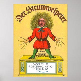 WoRld PonZinoMic FoRum - Der Struwwelpeter Posters