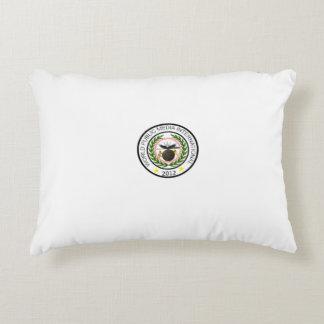 World Public Media Pillow