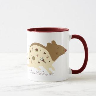 World Rat Day 2011 Chocoholics Mug