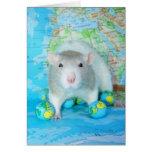 World Rat Day Card