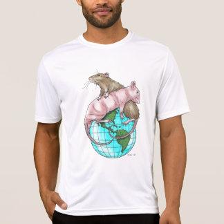 world rat day tee shirt