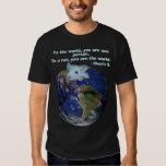 World Rat Shirt (dark)