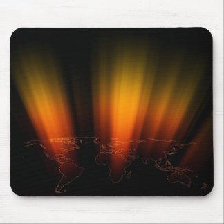 World Rays Mousepad