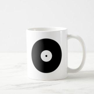 World Record Black Spot Dot Coffee Mug