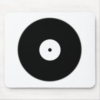 World Record Black Spot Dot Mouse Pad