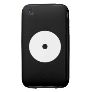 World Record Spot Dot iPhone 3 Tough Case