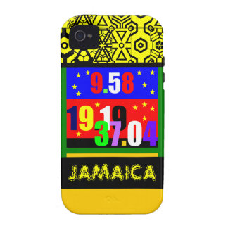 """World Records II"" Case-Mate iPhone 4 Case"
