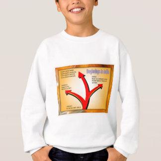 World religions beginning in India Sweatshirt