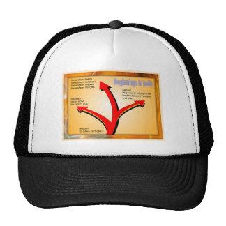 World religions beginning in India Trucker Hat