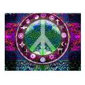 World Religions Peace Tree of Life Mandala Postcard (<em>$1.00</em>)