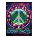 World Religions Peace Tree of Life Mandala Postcard (<em>$1.00</em>)