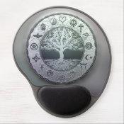 World Religions Tree of Life Gel Mouse Pad (<em>$13.70</em>)