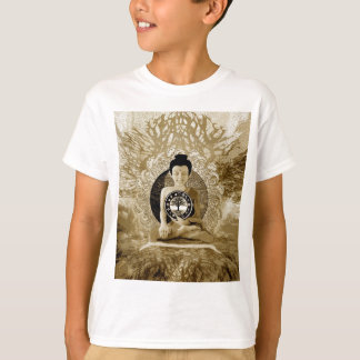 World Religions Tree of Life Meditation T-Shirt