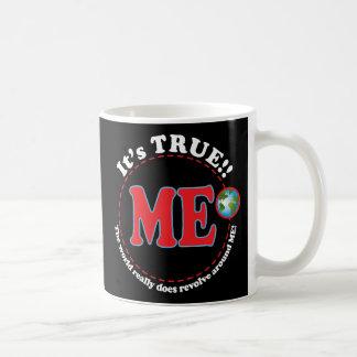 World Revolves Coffee Mug