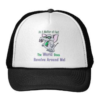World Revovles Trucker Hat
