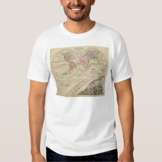 World, river systems shirt