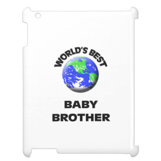 World s Best Baby Brother iPad Covers
