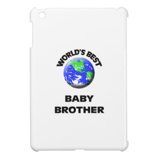 World s Best Baby Brother Case For The iPad Mini