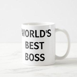 WORLD S BEST BOSS - The Office Mug