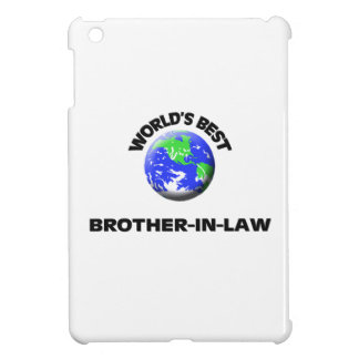 World s Best Brother-In-Law iPad Mini Covers
