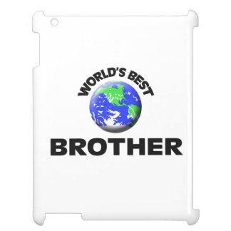 World s Best Brother iPad Cover
