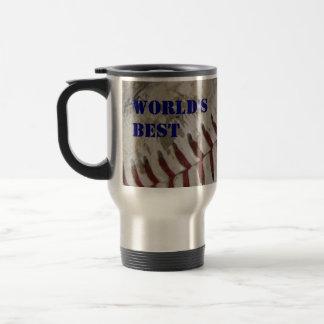 World s Best Coach Travel Coffee Mug