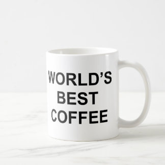 World s Best Coffee Mug