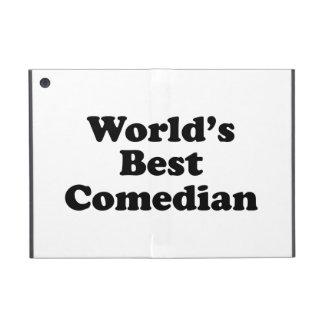 World s Best Comedian iPad Mini Cover