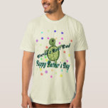 World's Best Dad Happy Father's Day Tee Shirt