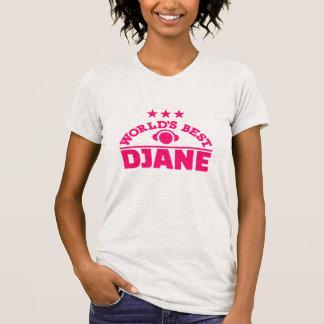 World's best Djane T-Shirt