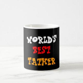 World s best father mugs