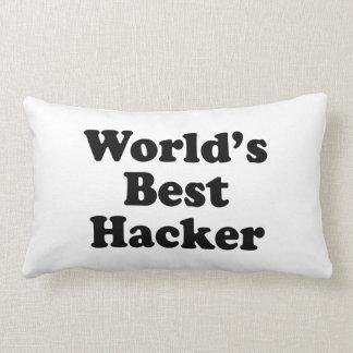World s Best Hacker Pillows