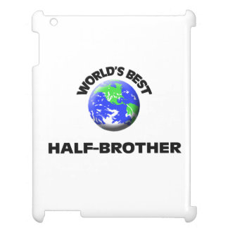 World s Best Half-Brother iPad Covers