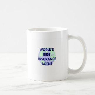 World s Best Insurance Agent Coffee Mugs