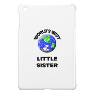 World s Best Little Sister Case For The iPad Mini