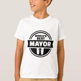 World's best mayor T-Shirt