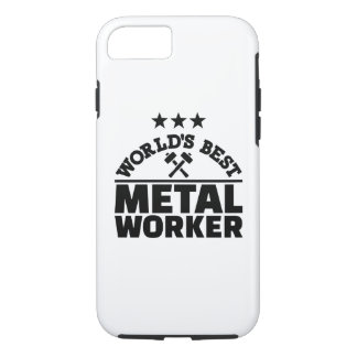 World's best metal worker iPhone 8/7 case