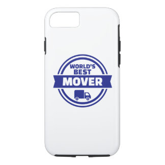 World's best mover iPhone 8/7 case