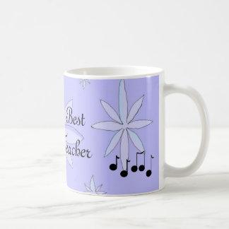World s Best Music Teacher Mugs