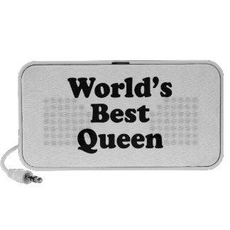 World s Best Queen iPhone Speaker