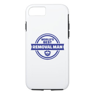 World's best removal man iPhone 8/7 case