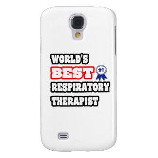 World s Best Respiratory Therapist Samsung Galaxy S4 Cases